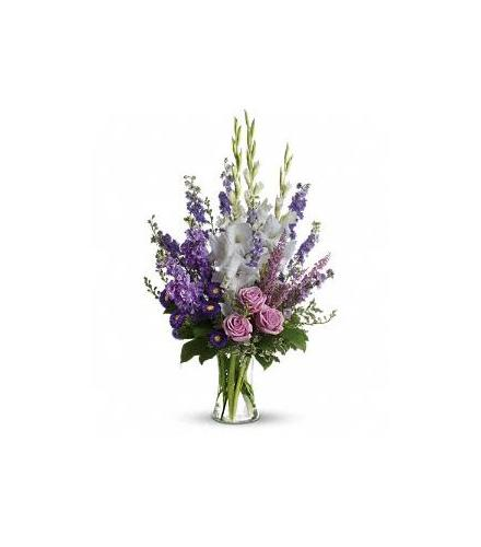 Photo of flowers: Joyful Memory bouquet T251-1