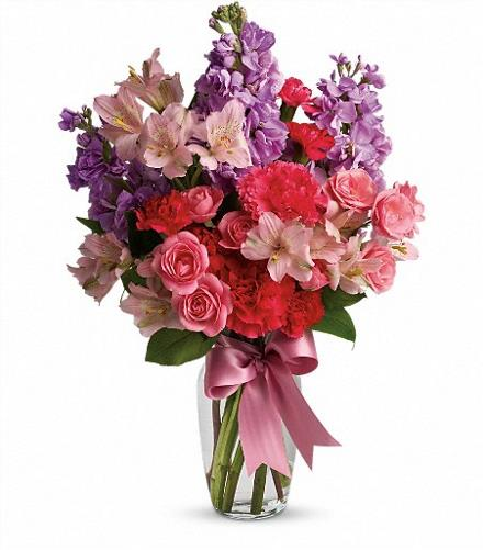 Photo of BF6399/T48-1DX (11 Stems - Vase Included)