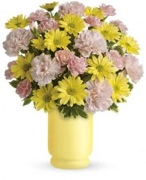 Photo of Telelflora's Bright Day Bouquet - TEV24-5