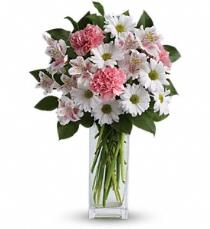Photo of flowers: Sincerely Yours Bouquet
