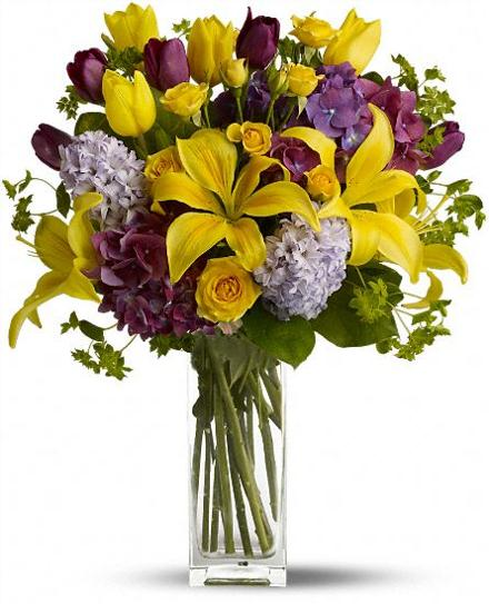 Photo of flowers: Teleflora's Spring Equinox T148-1