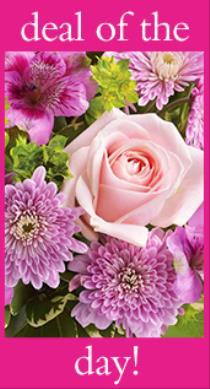 Photo of Unique Pastel Flower Arrangement - DEAL2