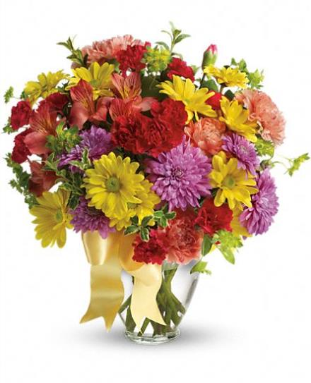 Photo of flowers: Color Me Yours Vase