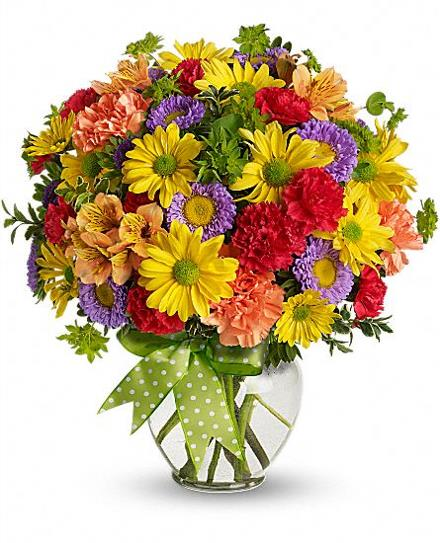 Photo of flowers: Make a Wish with  Vase