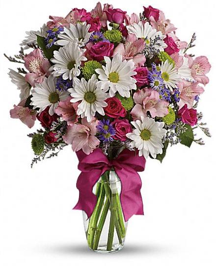Photo of flowers: Pretty Today Vase
