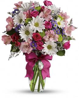 Photo of flowers: Pretty Today Vase TEV12-4
