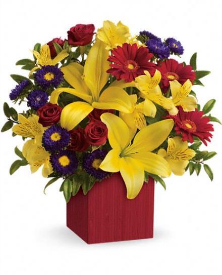 Photo of flowers: Always Bright
