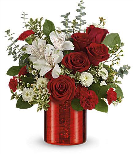 Photo of flowers: Crimson Crush Bouquet