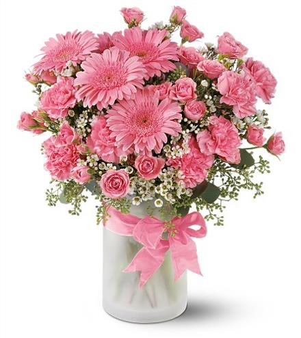 Photo of flowers: Pink Galore