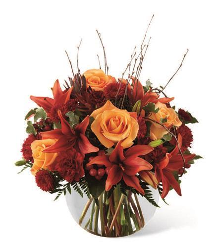 Photo of flowers: Autumn Beauty Bouquet
