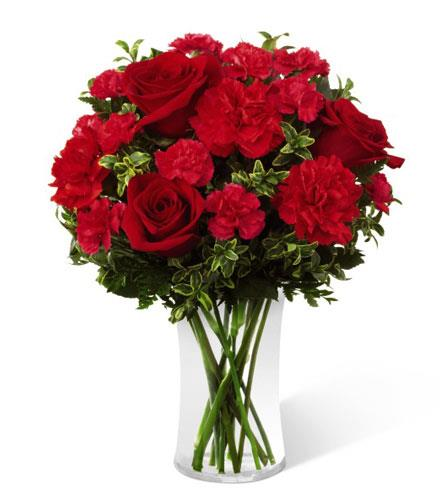 Photo of BF7165/B23-4800 (9 Stems - Vase Included)