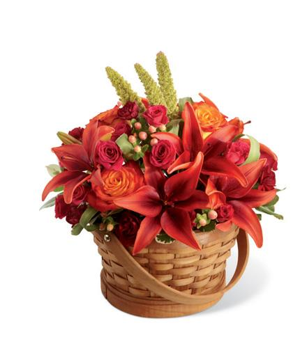 Photo of flowers: Abundant Harvest Basket