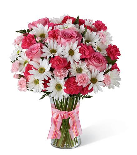 Photo of flowers: Sweet Surprises in Vase