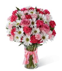 Photo of Sweet Surprises Bouquet in Vase - C12-4792