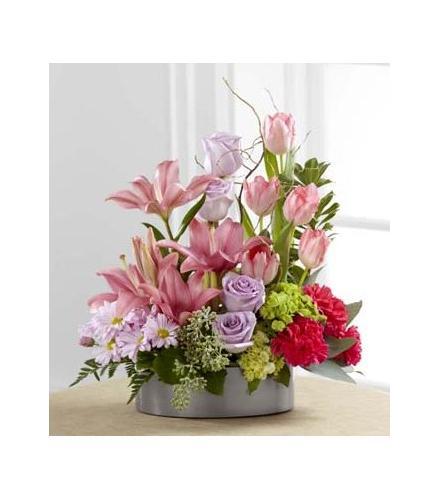 Photo of flowers:  Garden of Grace
