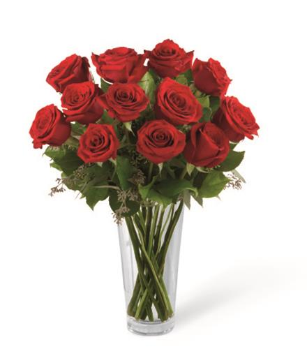 Photo of BF7324/E2-4305 (12 Stems - vase included)