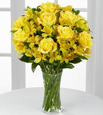 Photo of The FTD® Citrus Burst Bouquet - F801