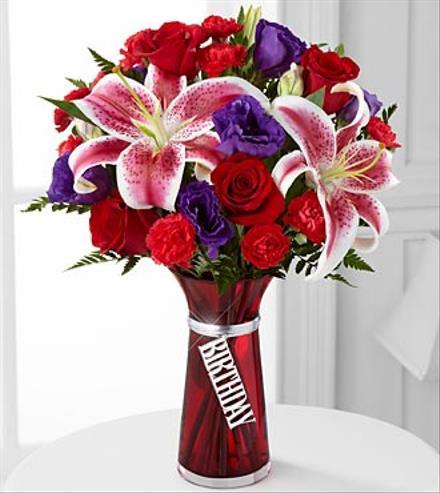 Photo of flowers: Birthday Extravaganza