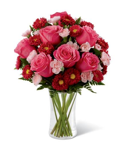 Photo of flowers: Precious Heart Bouquet