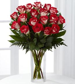 Photo of Bi-Color Roses -  Second Choice Requested  - FI77