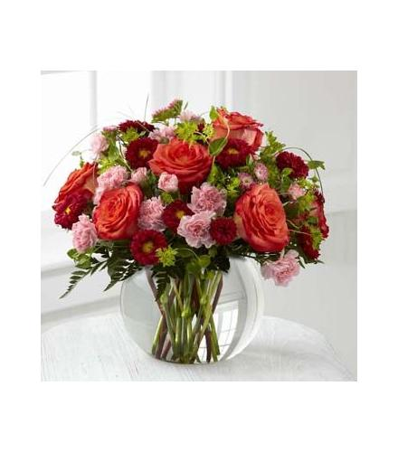 Photo of flowers: The FTD Color Rush Bouquet