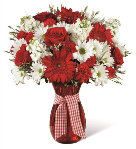 Photo of flowers: Sweet Perfection Bouquet