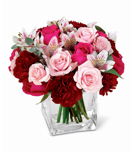 Photo of BF5171/C9-4160d (Includes 7 roses)
