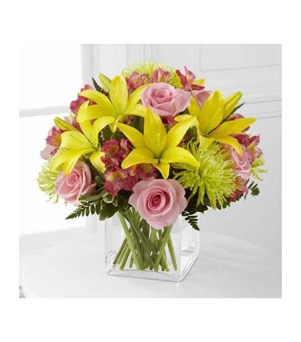 Photo of flowers: Well Done Vase Bouquet