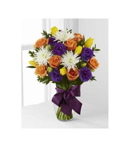 Photo of flowers: The FTD New Dream Bouquet
