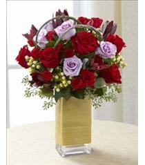 Photo of Lush Life Rose Bouquet FTD - E3-4814