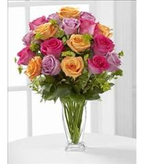 Photo of The FTD Pure Enchantment Rose Bouquet - E6-4821