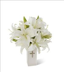 Photo of Faithful Blessings  Vase  by FTD - FB