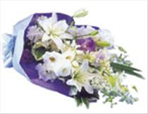 Photo of Sympathy Bouquet Gift Wrapped  - IC-2131