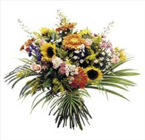 Photo of Bouquet of Mixed Cut Flowers - IC-218