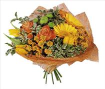 Photo of flowers: Bouquet - Orange Mood