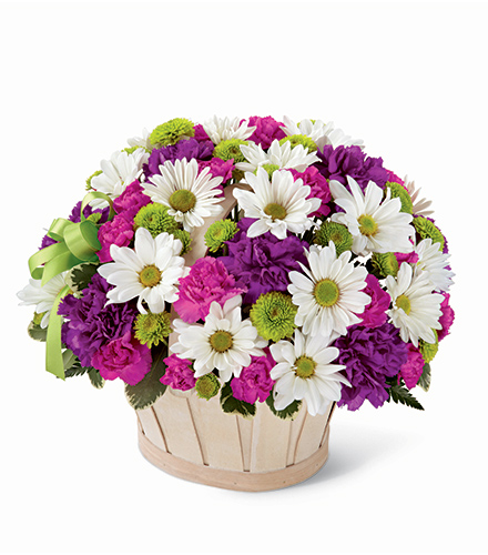 Photo of flowers: Blooming Bounty Bouquet