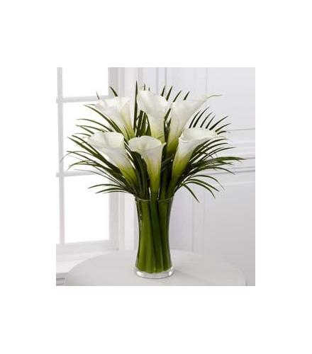 Photo of BF5812/S11-4461 (Approx. 6 calla lily stems)