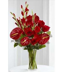 Photo of We Fondly Remember Vase Bouquet - S19-4479