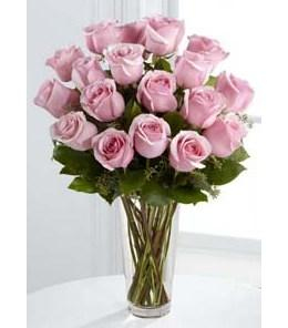 Photo of The FTD Pink Rose Bouquet Vased - S21-4304