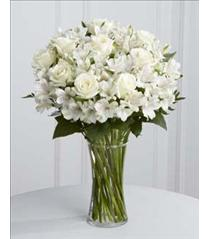 Photo of Cherished Friend Roses in Vase - S3-4440