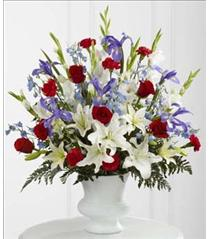 Photo of Cherished Farewell Arrangement  - S45-4544