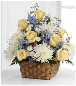 Photo of Heavenly Scented Basket - S46-4551