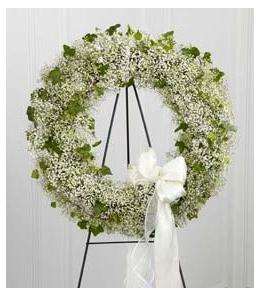Photo of The FTD Precious Wreath - S7-4448