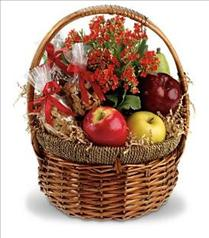 Photo of flowers: Health Nut Basket