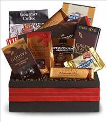 Photo of Luxurious Indulgence Gift Basket - T108-3