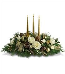 Photo of Royal Christmas Centerpiece  - T131-3