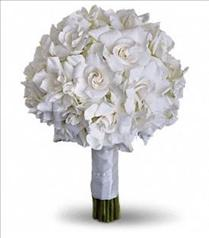 Photo of Gardenia and Grace Bouquet - T187-1