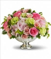 Photo of Teleflora's Garden Rhapsody Centerpiece - T191-3