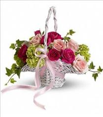 Photo of Flower Girl's Dream Basket - T193-6