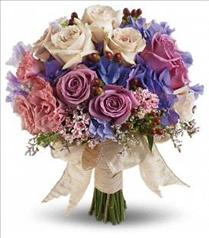 Photo of Country Rose Bouquet - T194-4